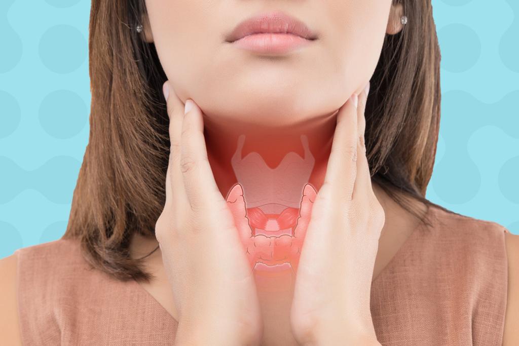 Фалекулярная опухоль щитовидной железы